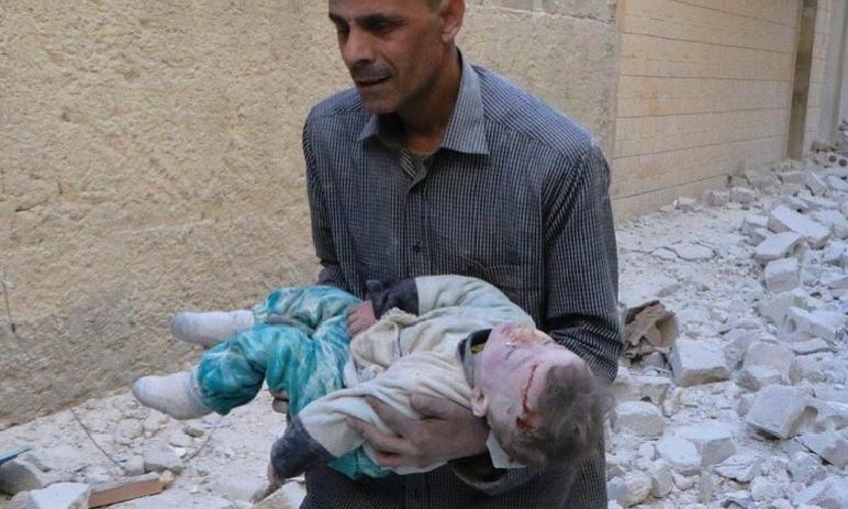 KHALID, IL RUSSO DI 4 ANNI UCCISO DAGLI USA IN SIRIA