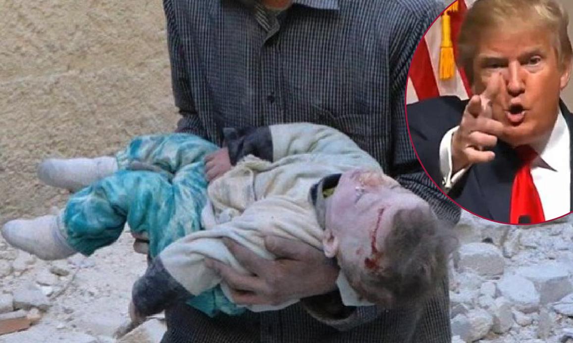 SIRIA: ALTRA STRAGE DI BIMBI DELLE BOMBE USA
