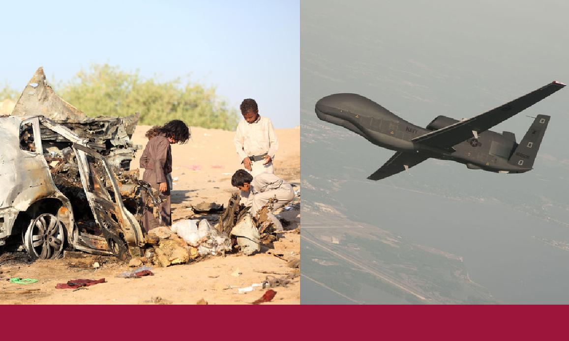 DRONI-KILLER: TRUMP BLOCCA DOSSIER SULLE STRAGI DI CIVILI