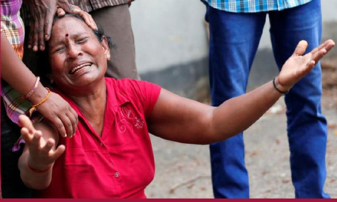 SRI LANKA: 290 MORTI. OLOCAUSTO DI CRISTIANI. ARRESTATI 24 ISLAMISTI