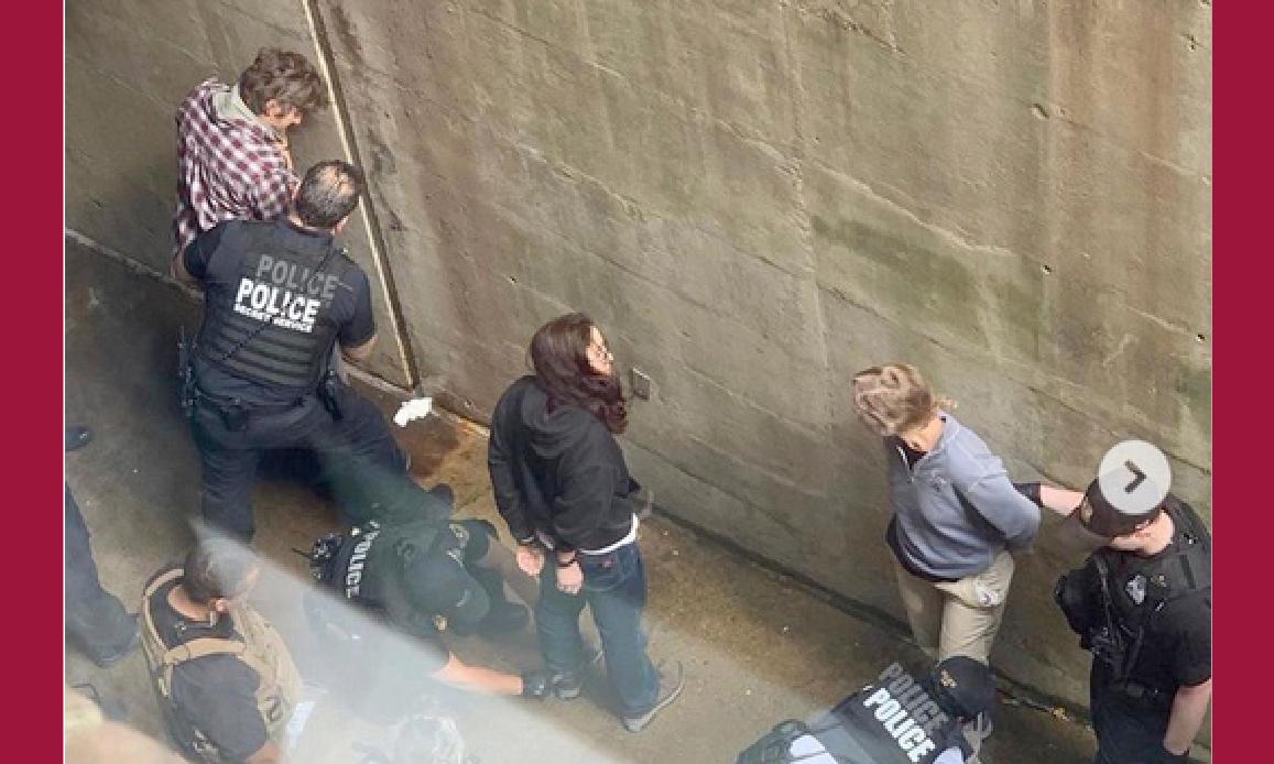 WASHINGTON: POLIZIA ASSALTA L'AMBASCIATA DEL VENEZUELA