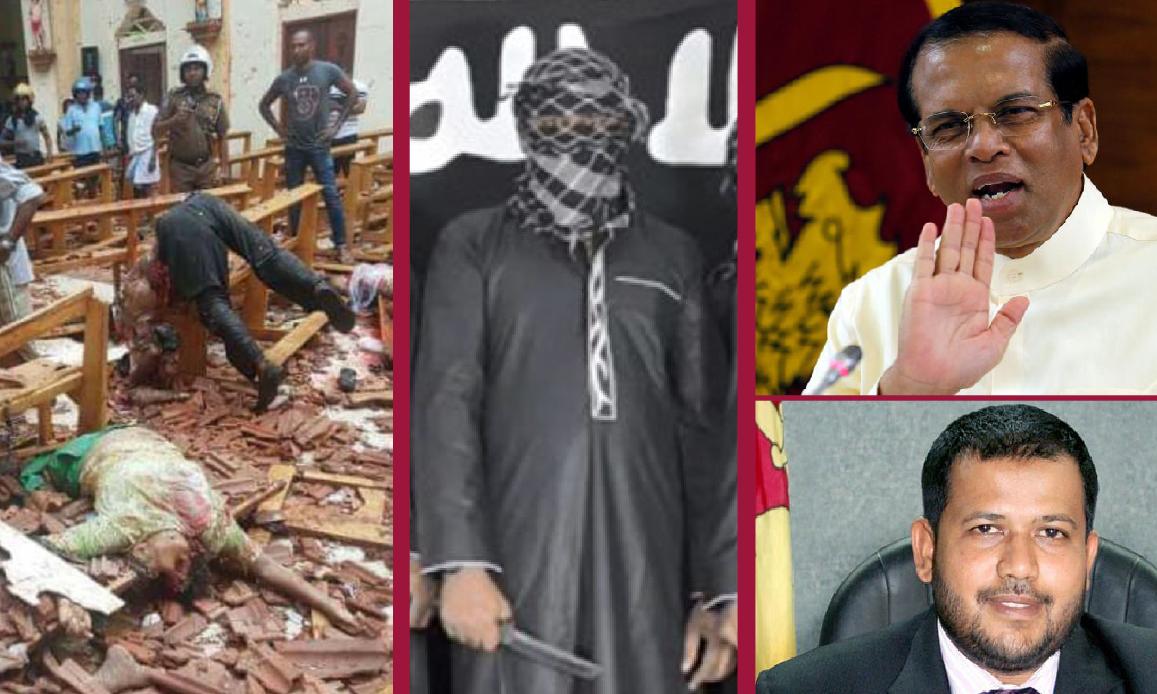 STRAGI ISIS SRI LANKA: GRAVI ACCUSE DI COMPLICITA' AL PRESIDENTE E AL MINISTRO ISLAMICO