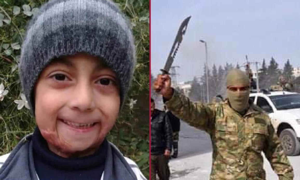 SIRIA: BAMBINO DOWN RAPITO E UCCISO DAI JIHADISTI AIUTATI DAI TURCHI