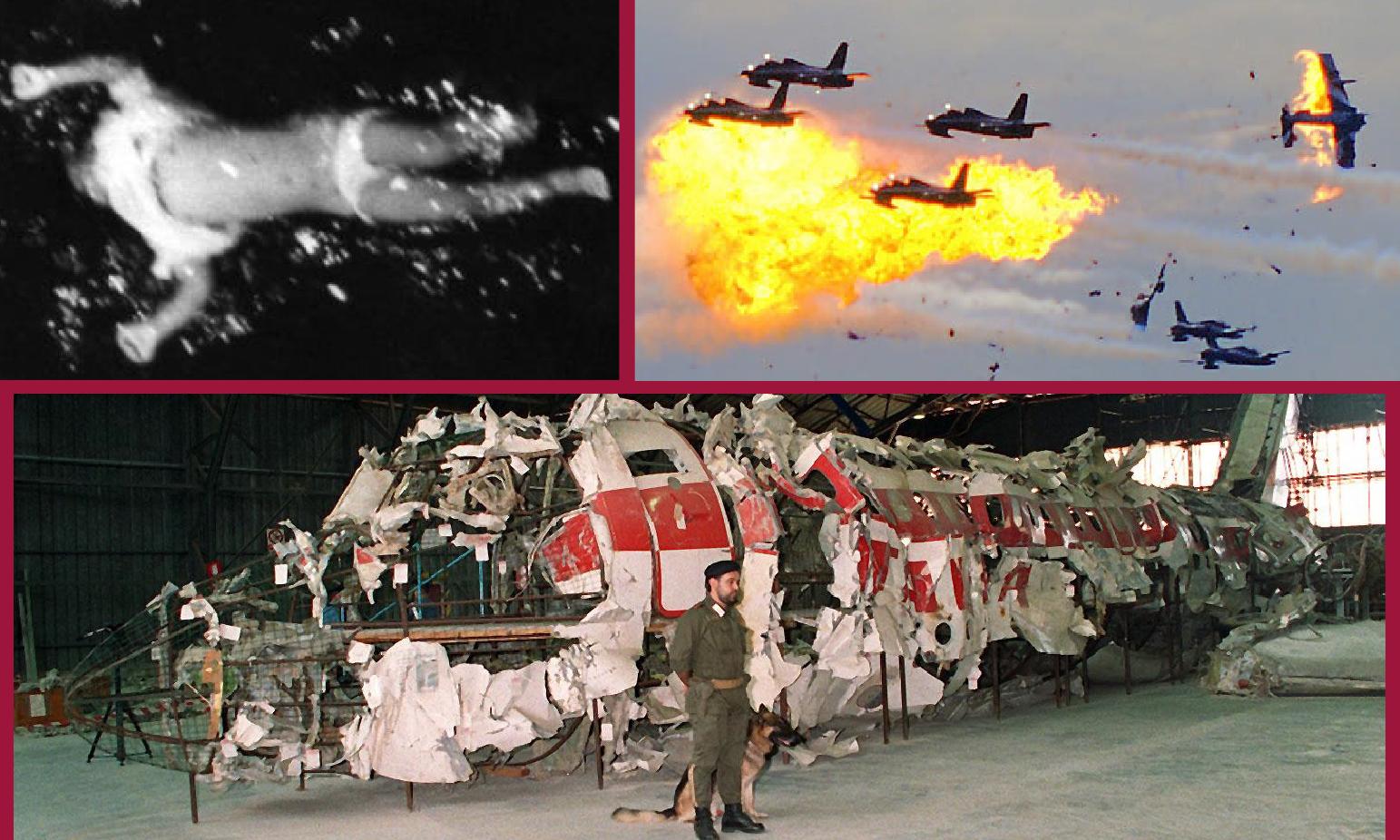 STRAGE DI USTICA: MENZOGNE DI STATO PER COPRIRE I CACCIA NATO
