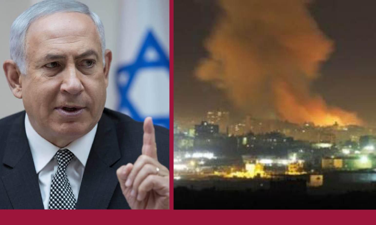SIRIA: I MISSILI ISRAELIANI UCCIDONO 3 CIVILI E UN BIMBO