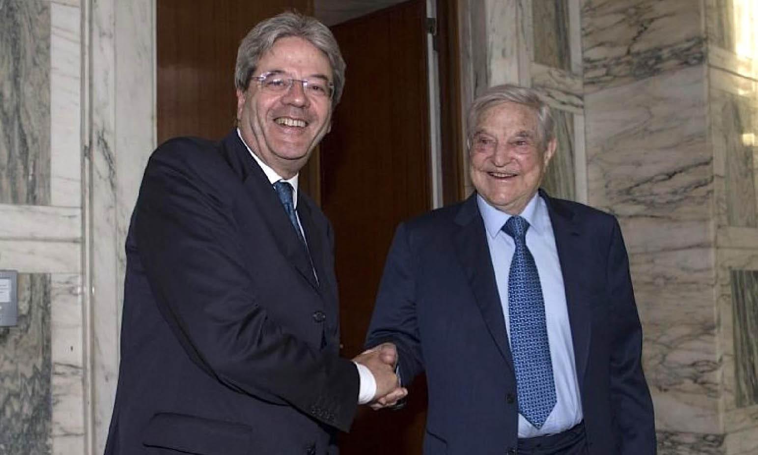 CRISI CORONAVIRUS E MES nelle mani del Gatto e la Volpe di Soros