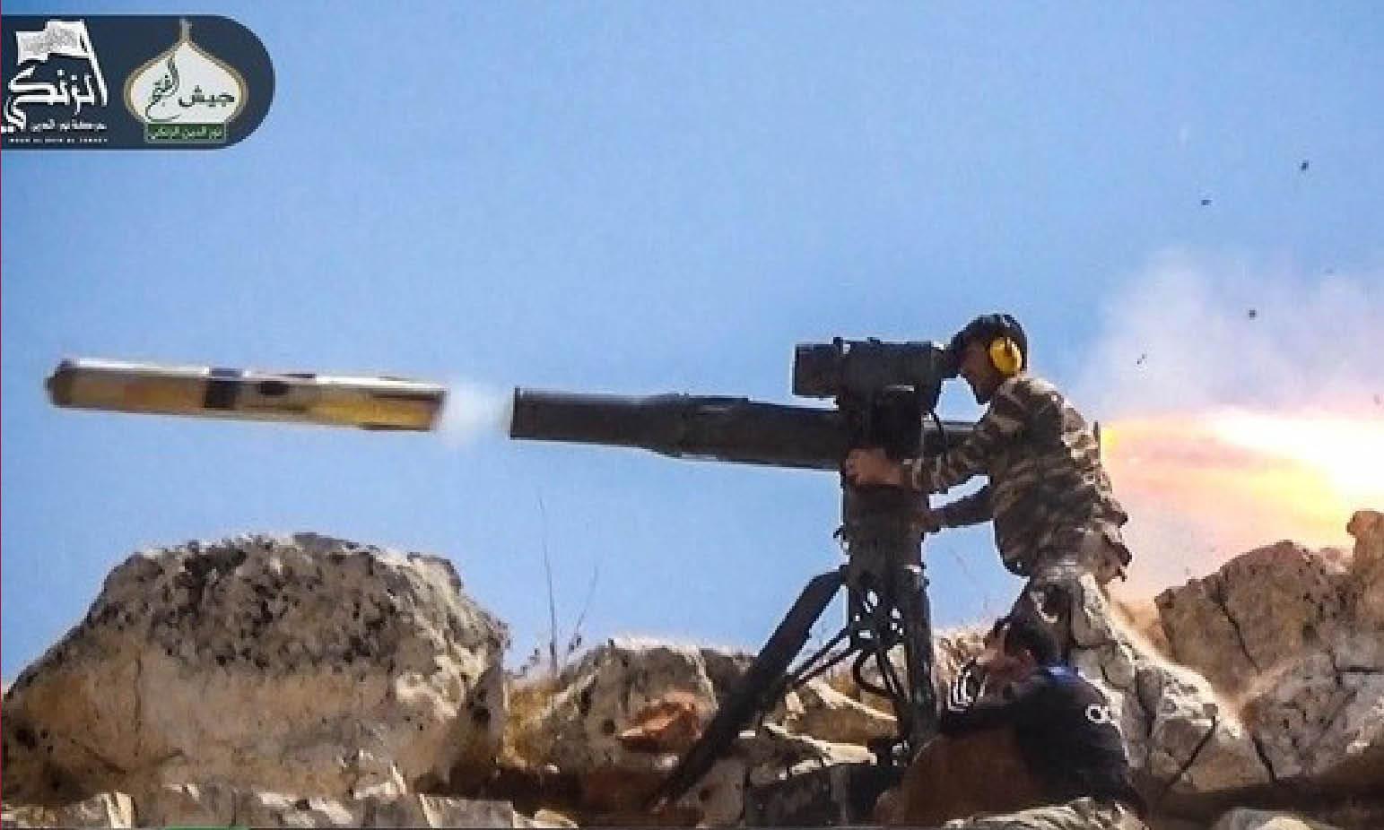 DOSSIER TURCO: I 21 GRUPPI JIHADISTI FINANZIATI DA USA E CIA: armati coi micidiali missili TOW