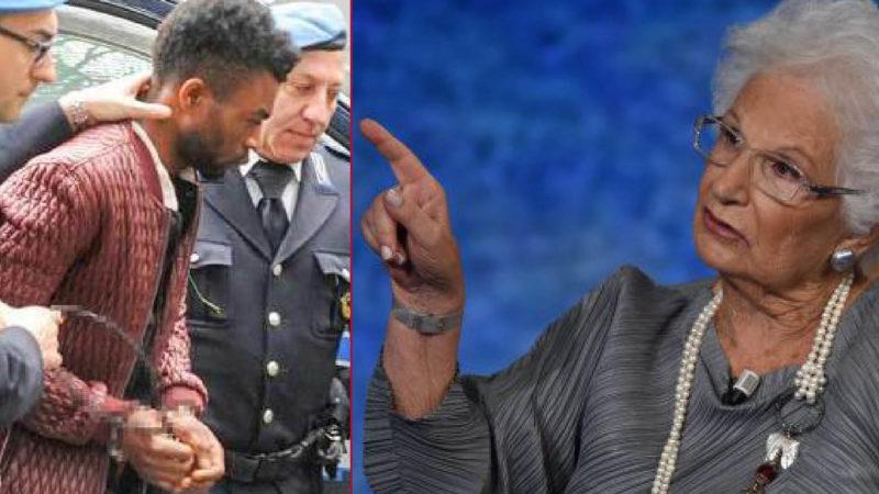 Le falsità della senatrice Segre sui migranti ignorano la Mafia Nigeriana e l'allarme DIA