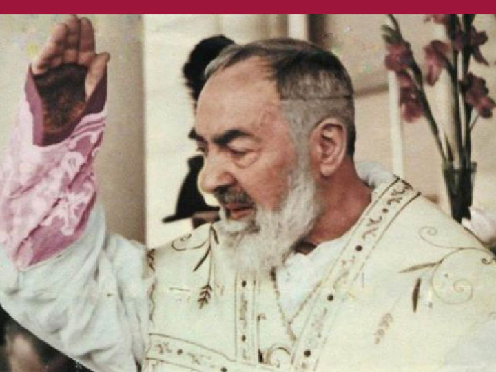 Le profezie di San Pio sulla Patria Cristiana e l'aborto istituito dal mondialista Rockfeller