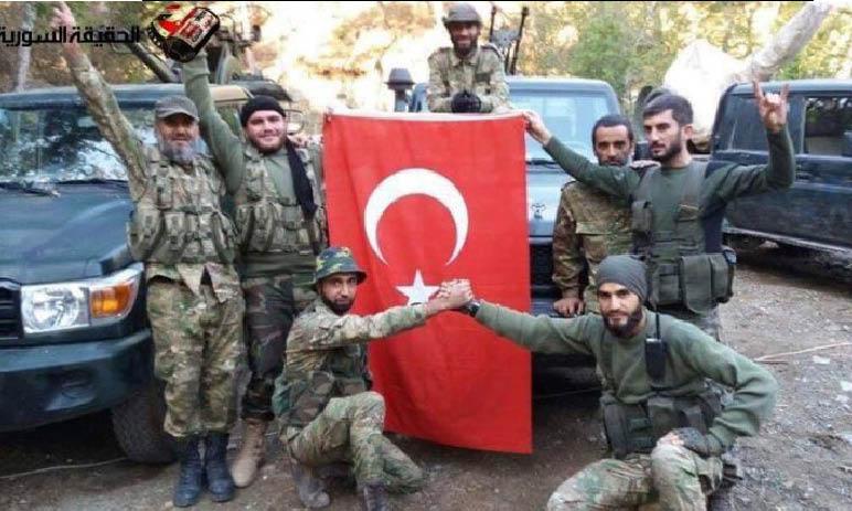 LIBIA: 300 jihadisti assassini della Turchia a 260 miglia dall'Italia per $2000 al mese. Bersaglieri a rischio