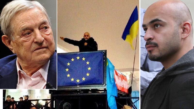 UkraineGate: reporter islamico finanziato da Soros e Usa nel golpe 2014 ora ai vertici dell'industria di armi