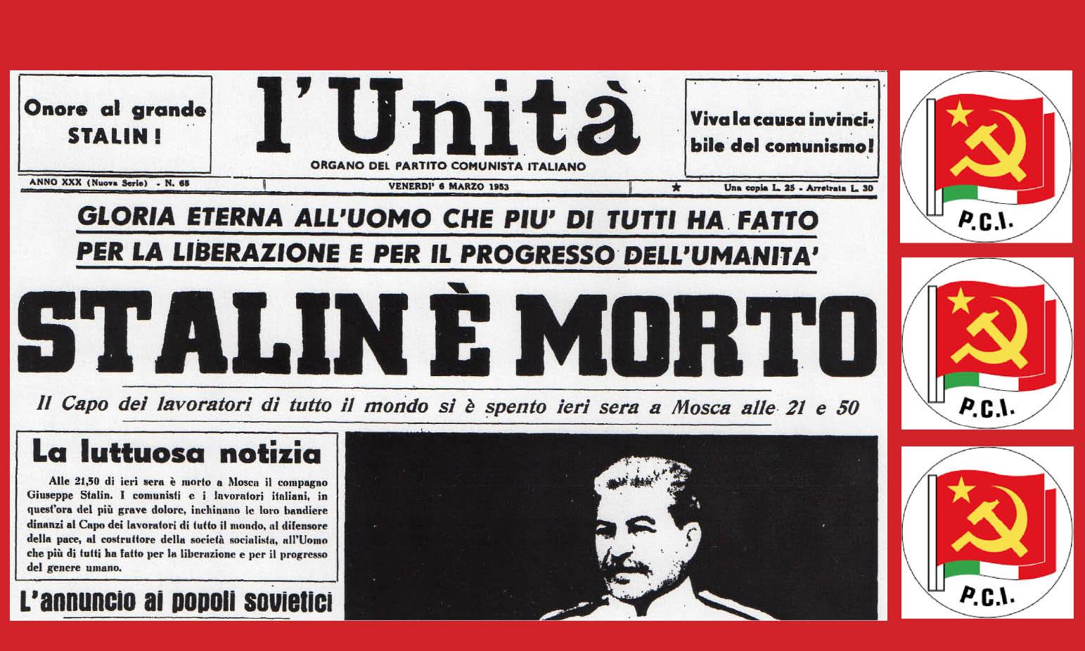 UE condanna neofascisti e Stalin ma non il Comunismo: il PD vuole celebrarne il centenario con 400mila euro degli Italiani