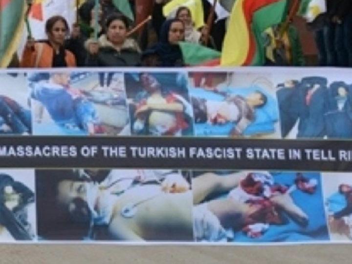 Burkina Faso e Siria: stragi di bambini. Occultato il massacro fatto ad Afrin da jihadisti e turchi NATO