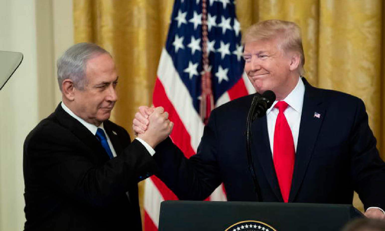 Golan-Gerusalemme: la Rapina del Secolo di due Clown Sotto Inchiesta