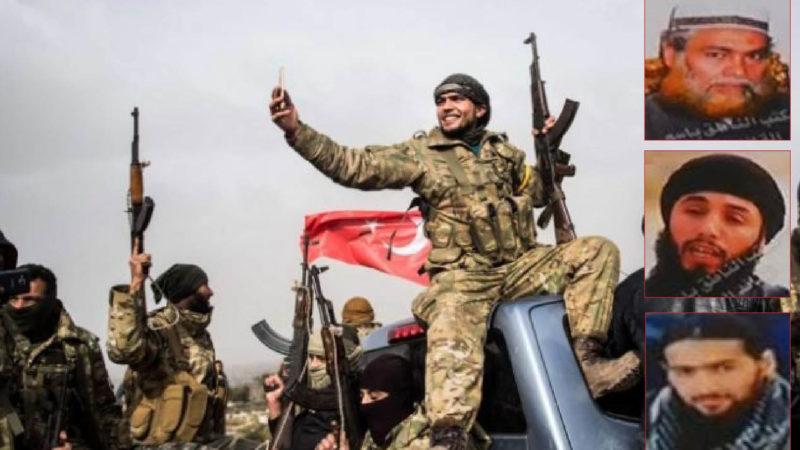 IN LIBIA 229 FEROCI CAPI ISIS CON 4700 JIHADISTI FILO-TURCHI. L'Onu indaga, l'Europa dorme