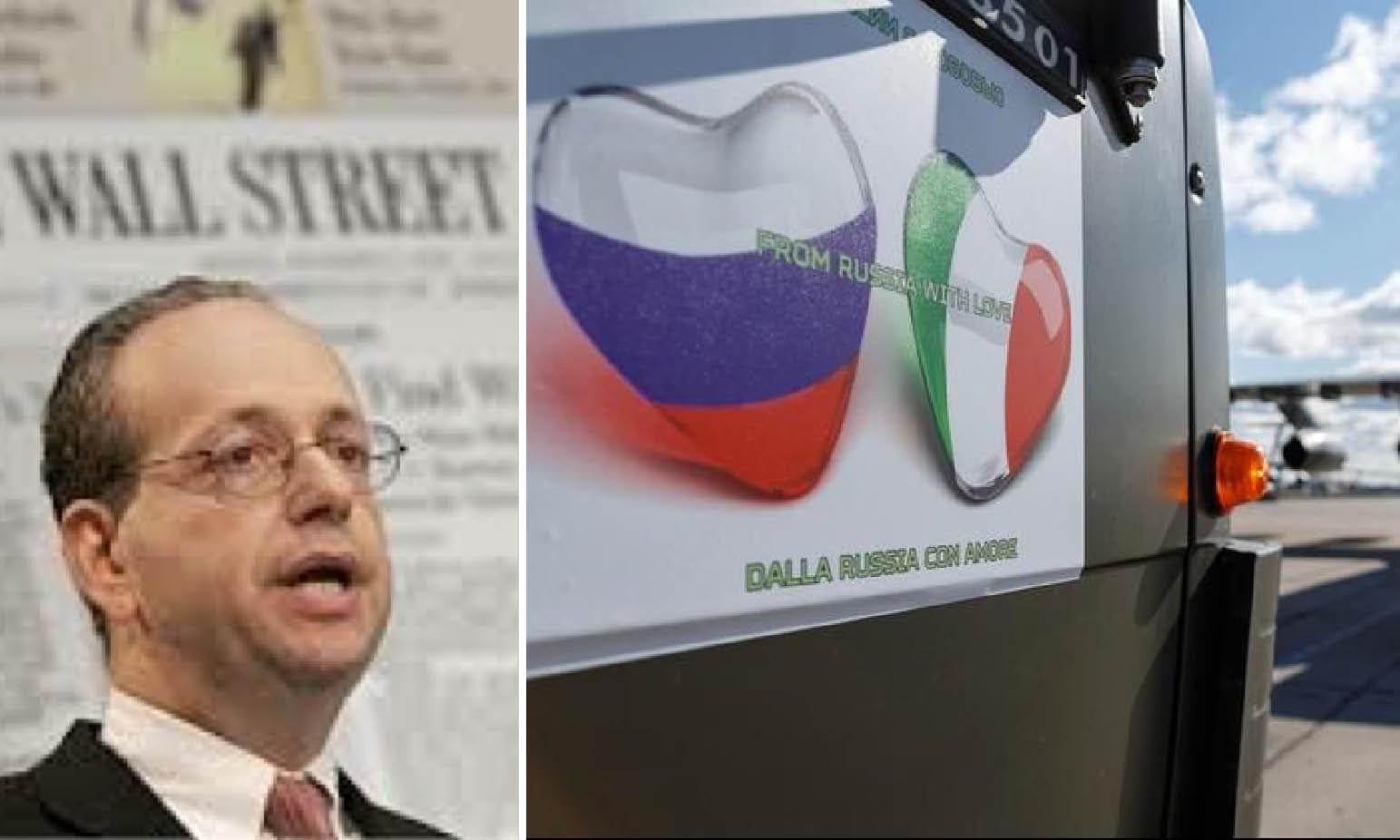 """SARS-2, DA WALL STREET PIOVE LA CENSURA NEWS-GUARD. Diego Fusaro: """"Pd ha pronto bavaglio"""""""