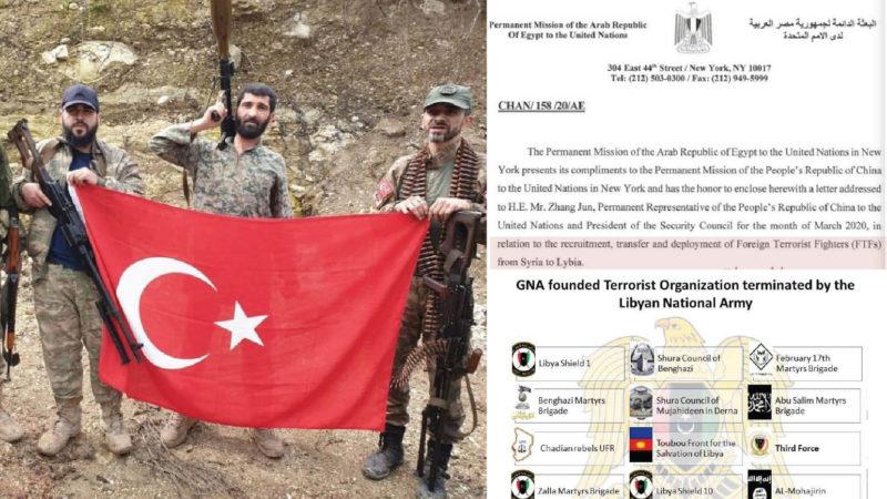 IN ITALIA 200 JIHADISTI-MIGRANTI DALLA LIBIA. L'Egitto allerta il Consiglio di Sicurezza ONU