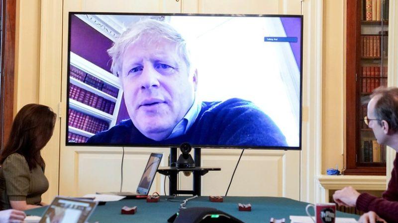 CoronaVirus. Boris Johnson dimesso dall'ospedale ma resta in convalescenza