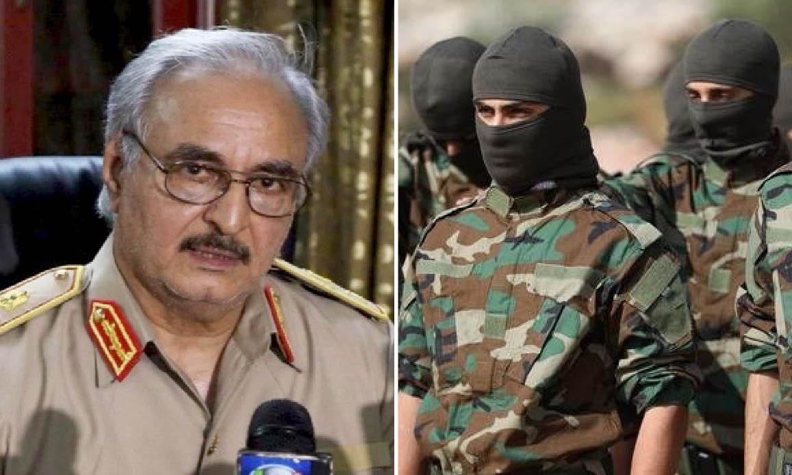 """LIBIA, TOBRUK """"FERMA"""" IL GENERALE HAFTAR: Jihadisti filo-turchi più minacciosi per l'Italia"""
