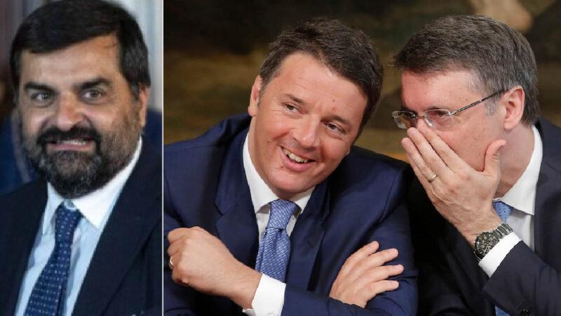 """PALAMARA-GATE – 2. Al PM scelto da MONTI e RENZI l'inchiesta sulle TOGHE ROSSE del """"Cerchio Magico"""" PD. Inciucio M5S, FI e LEGA al CSM"""