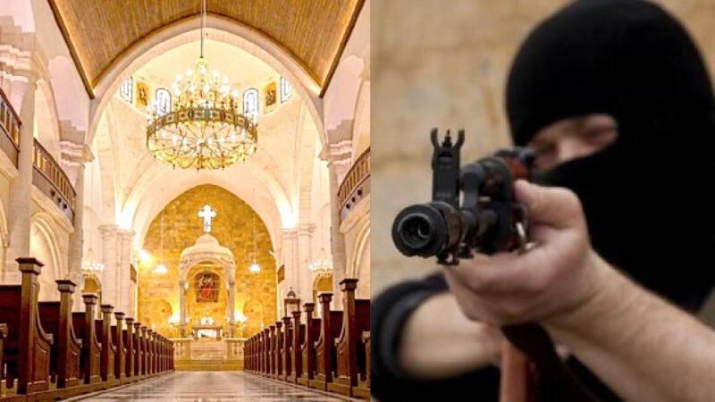 ALEPPO: RIAPRE LA CATTEDRALE BOMBARDATA DALL'ISIS. Ma i jihadisti di Erdogan uccidono altri civili
