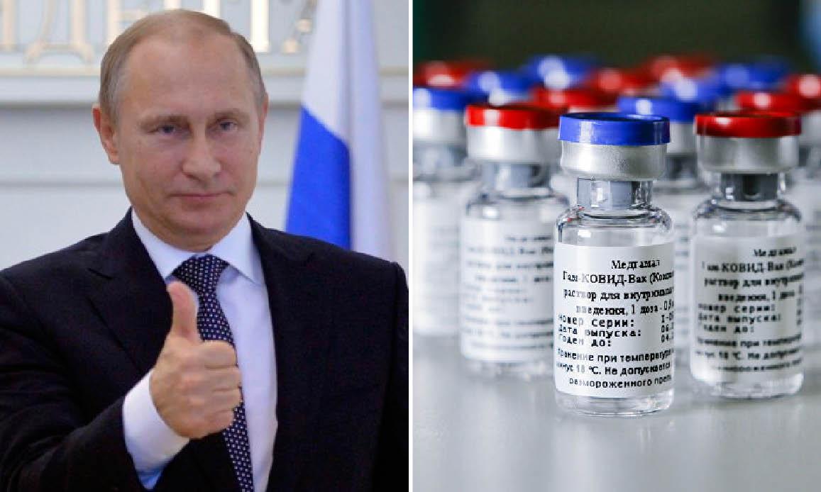 COVID-19:  VACCINI DI STATO O IMMUNITA' DI GREGGE. La Russia di Putin insegna il valore della libertà di scelta al mondo