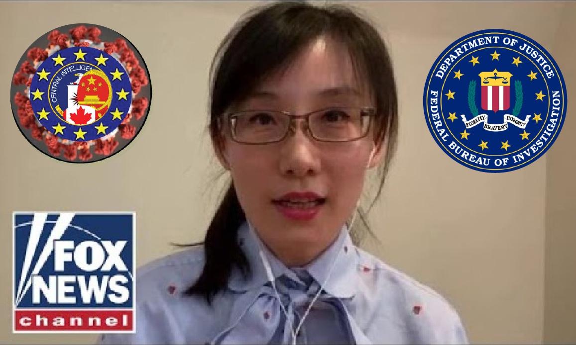 """WUHAN-GATES – 20. """"COVID-19 CREATO IN LABORATORIO"""". Virologa di Hong Kong Protetta dal'FBI accusa la Cina. Ma scorda gli esperimenti USA"""