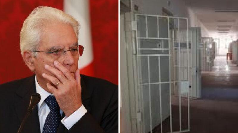 ITALIA DIVISA, MATTARELLA NON LO SA! LA MAFIA RINGRAZIA… Malavitosi a rischio scarcerazione per Covid, Italiani onesti rinchiusi per colore politico