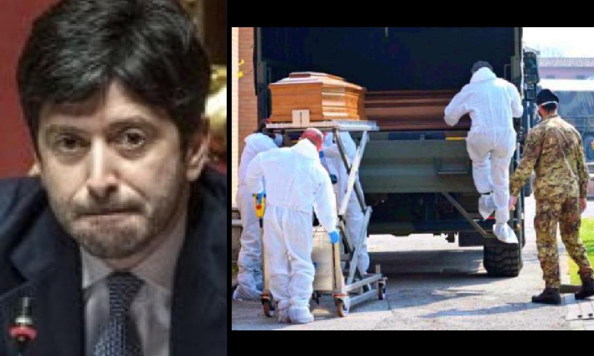 """COVID-19: AUTOPSIE BLOCCATE DAL MINISTRO SPERANZA. Il """"lockdown della scienza"""" occulta le vere causa delle morti"""