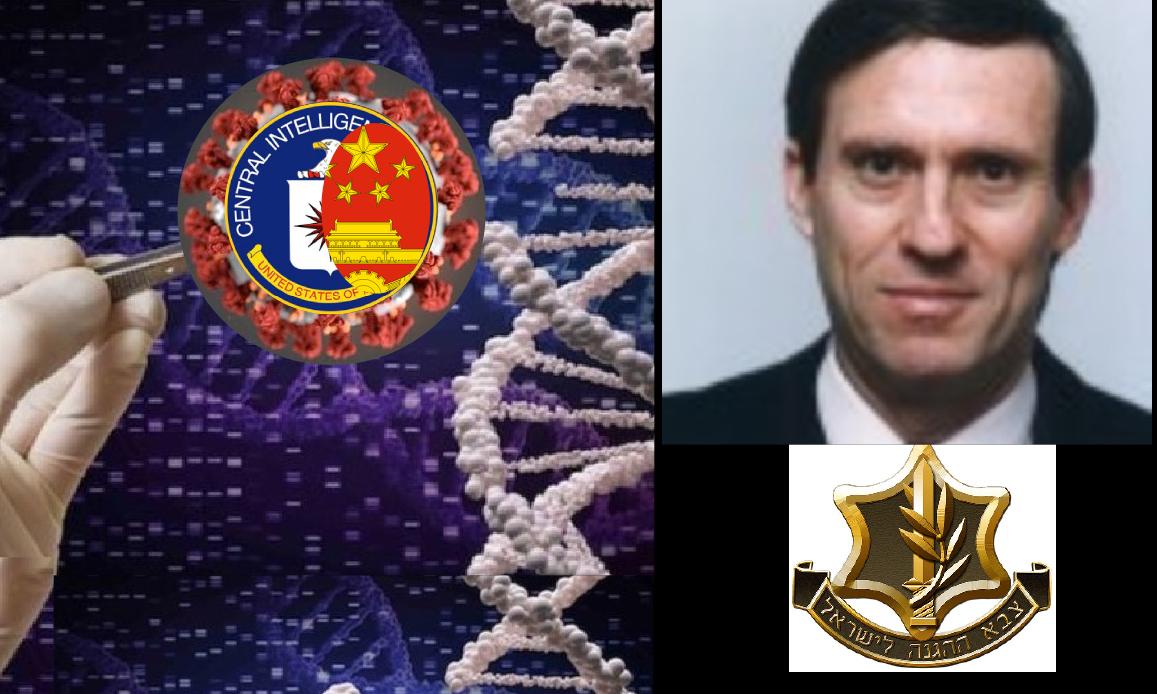 """SARS-2: """"007 DI CINA, USA, NATO E FIVE EYES OCCULTANO L'ORIGINE DEL VIRUS DA LABORATORIO"""". Rivelazioni shock dell'ufficiale dell'intelligence israeliana esperto di bio-armi"""