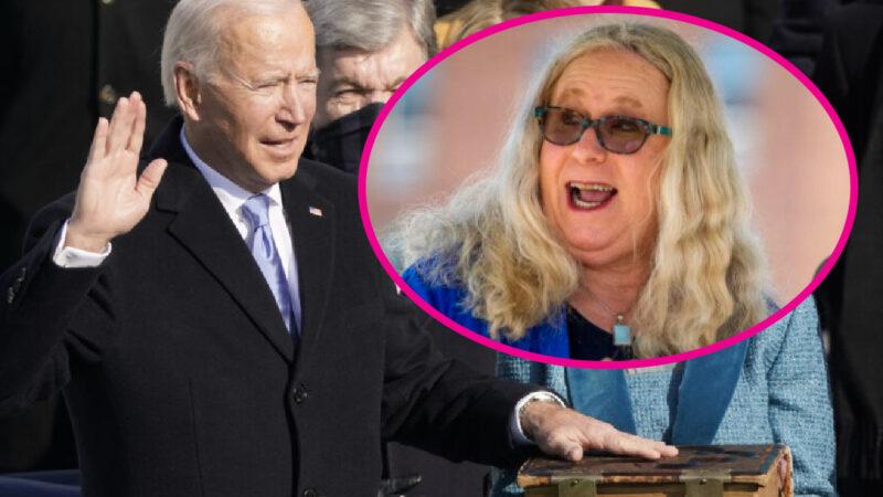 """BIDEN, CATTO-DEMOCRATICO """"AMANTE"""" DEI TRANSGENDER. Il presidente USA li vuole al Governo, nell'Esercito e negli sport femminili"""