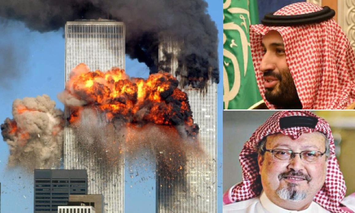 """DELITTO KHASHOGGI: """"SAPEVA TROPPI SEGRETI SAUDITI SULL'11 SETTEMBRE"""". La pista celata dall'intelligence USA mentre accusa il principe ereditario Mohammed bin Salman"""