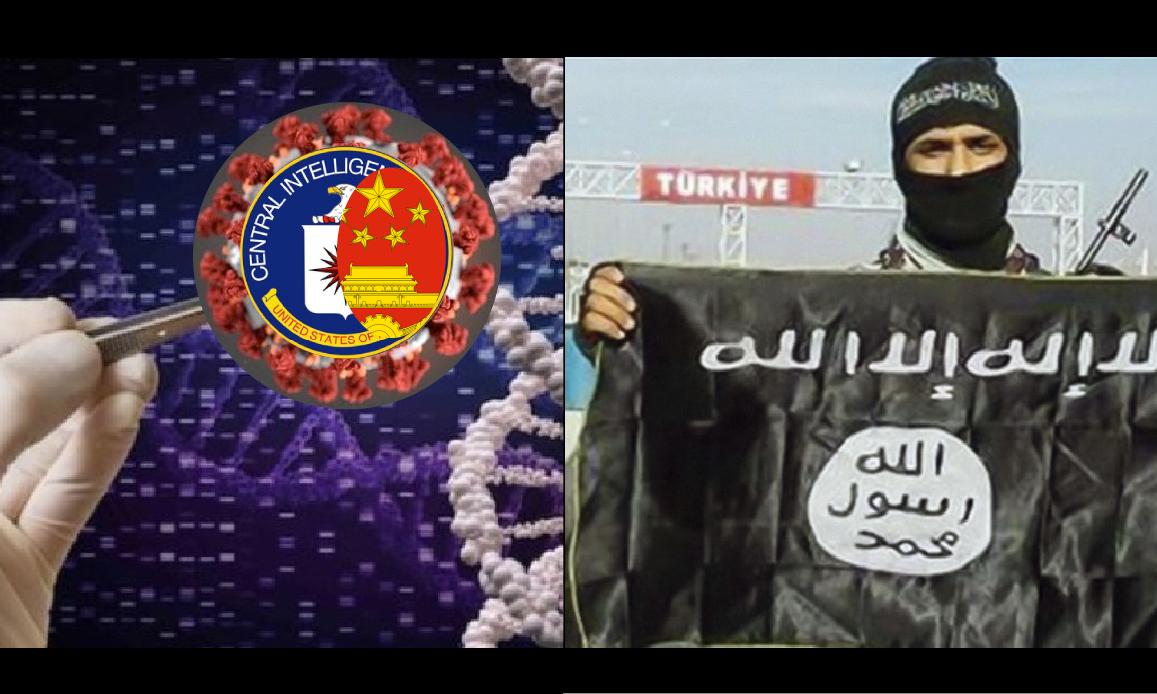 WUHAN-GATES 33 – SARS-2 DA LABORATORIO OCCULTATO DA 007 NWO. Come gli intrighi tra ISIS, Turchia, NATO e CIA