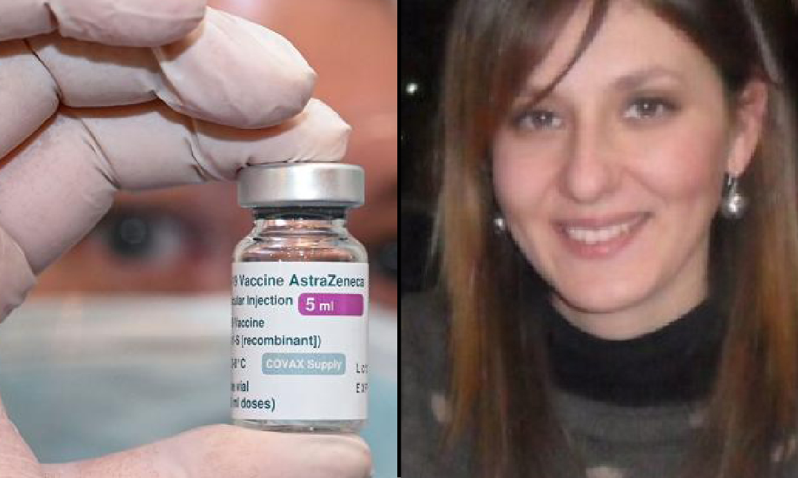 SCANDINAVI NON SI FIDANO. Stop Vaccino AstraZeneca. Zelia morta a 37 anni