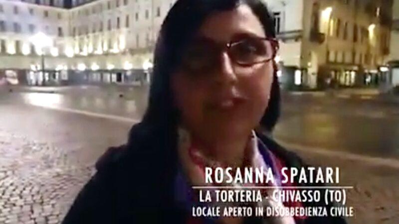 RIAPERTURA FARSA: PASS vaccinali, Pranzi a rischio Pioggia, Coprifuoco a Cena. Rosanna più forte dei Lockdown!