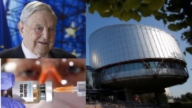 """""""I VACCINI OBBLIGATORI SONO DEMOCRATICI"""". Inquietante Sentenza della Corte Europea all'ombra di Soros"""
