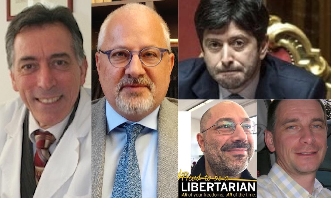 COVID-19, STRAGE DI STATO: VALANGA DI 500 DENUNCE NELLE PROCURE. Gli Italiani rispondono all'appello di Trinca, Fusillo e Tiberti
