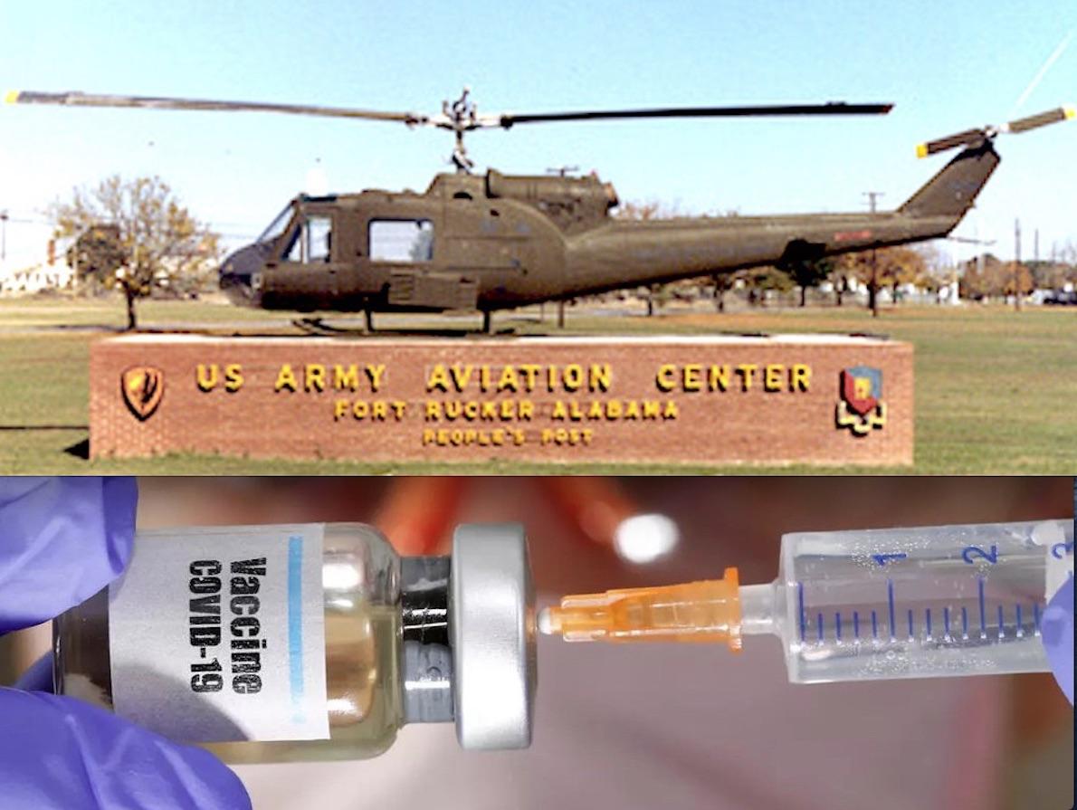 """""""RISCHIO ATTACCHI DI CUORE PER PILOTI VACCINATI COVID: NON DEVONO VOLARE"""". Ufficiale Medico US Air Force """"Whistleblower"""" denuncia anche Sostanze Tossiche nei Vaccini"""