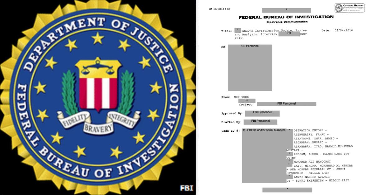 ATTACCHI 11 SETTEMBRE: DESECRETATA MEMORIA FBI, SOSPETTI SUI SAUDITI. Ma Silenzio su Israele e Coperture CIA